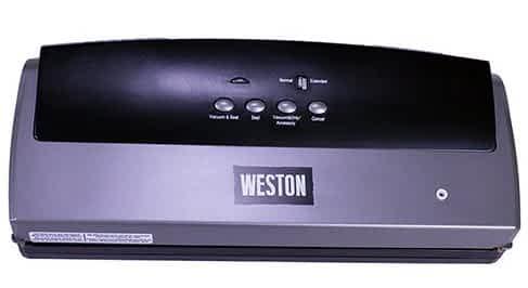 Harvest Guart vacuum sealer: Weston Vacuum Sealer Reviews: The Comprehensive Buyer's Guide