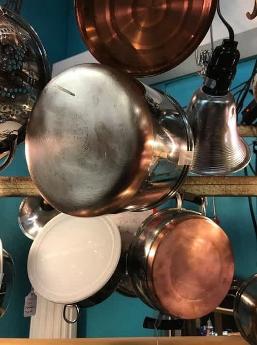 Rational Kitchen 2019 Ultimate Gift Guide hanging cookware