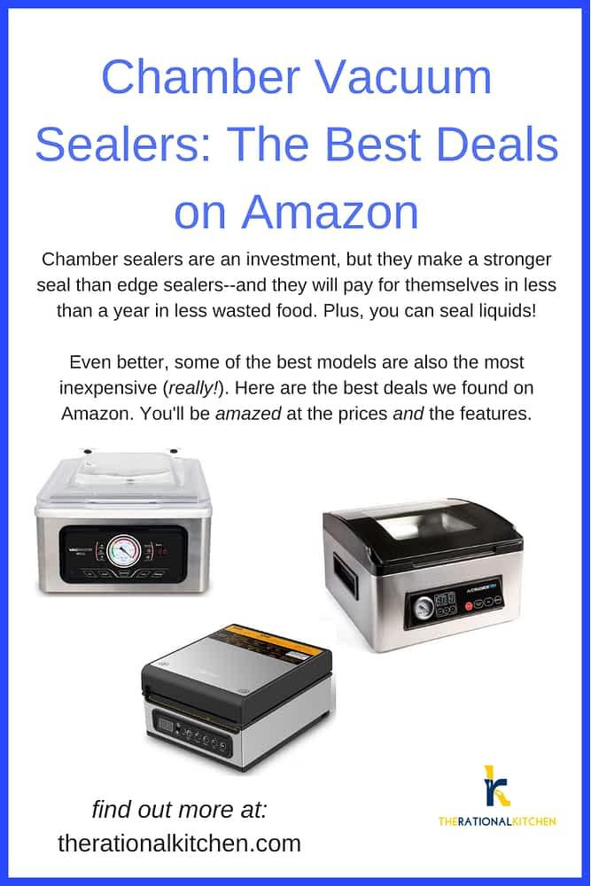 Best Chamber Sealers on Amazon 2
