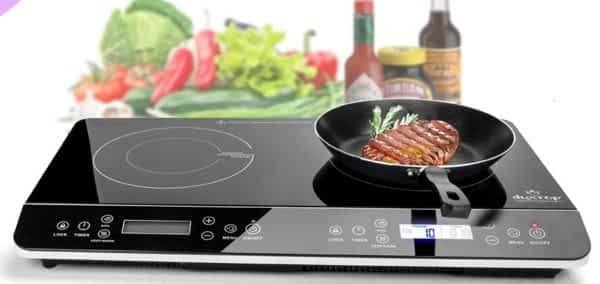 Duxtop 9620LS double induction cooktop