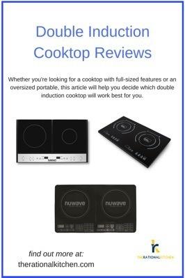 Double Induction Cooktop Reviews Pinterest