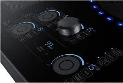 Samsung induction cooktop controls: Best Full-Sized Induction Cooktops