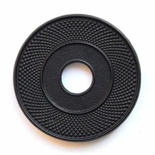 cast iron trivet: sous vide accessories