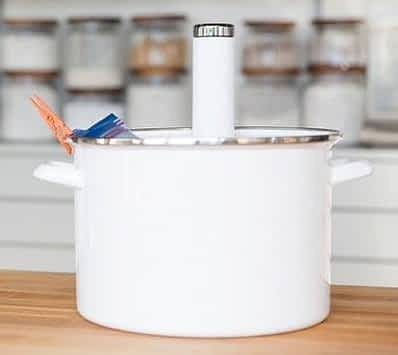Joule Circulator in Pot - Sous Vide: Passing Fad or Here to Stay?