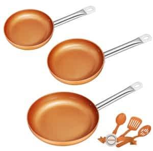 CopperChef Pans: Is Nonstick Cookware Safe?