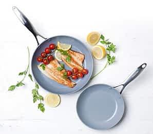 Ceramic Frying Pans: Better than PTFE?