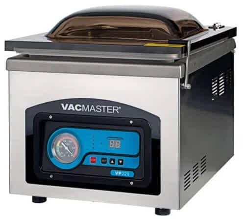 VacMaster VP22 - VacMaster Vacuum Sealer Reviews: The Best Models for Home Use