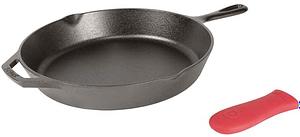 Lodge skillet - Best Pans without Teflon