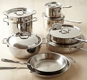 Rational Kitchen 2019 Ultimate Gift Guide All Clad Copper Core set