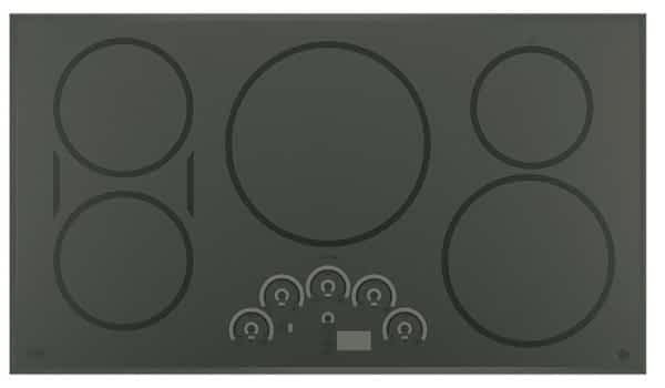 GE Cafe 36in. induction cooktop: Best Full-Sized Induction Cooktops