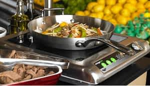 Vollrath Mirage Pro Induction Cooktop with Pan