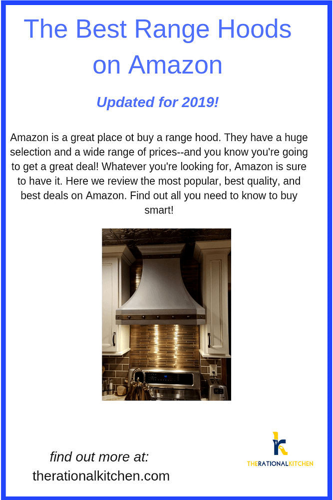 Best Range Hoods Amazon Pinterest