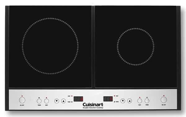 Cuisinart ICT60 double induction coktop