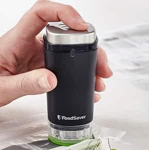 FoodSaver Handheld Nozzle Sealer