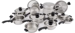 American waterless cookware set: Cookware Made in the USA