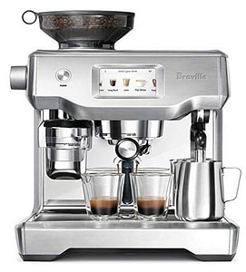 Rational Kitchen 2019 Ultimate Gift Guide Breville Oracle Espresso Maker