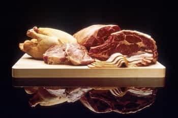 Meat for vacuum sealer