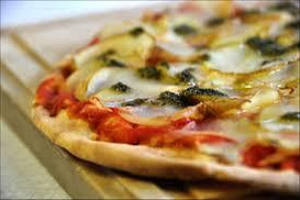 takeout pizza - how to make a grocery list