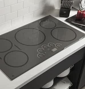 GE Cafe induction cooktop installed: Induction Cooktops Pros and Cons