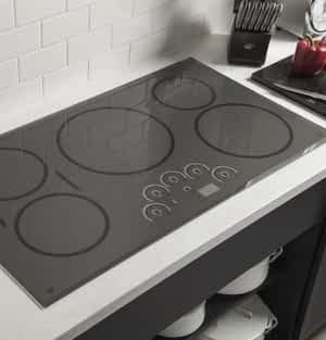 GE Cafe induction cooktop