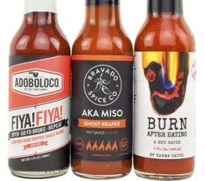 Rational Kitchen 2019 Ultimate Gift Guide hot sauce