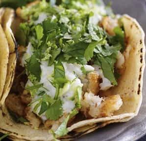 Taco with Cilantro - Cilantro vs Parsley