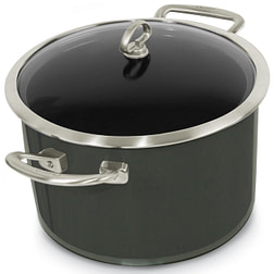 Chantal Cookware Copper Fusion Stock Pot