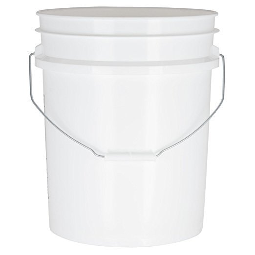 5 Gal. Food Grade Bucket