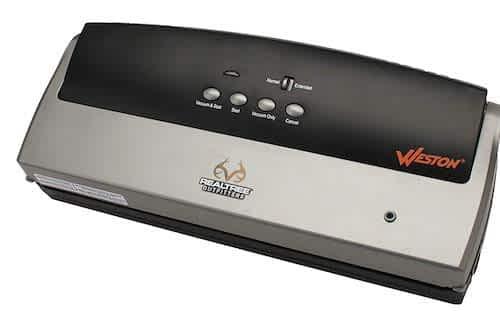 Harvest Guart RT vacuum sealer: Weston Vacuum Sealer Reviews: The Comprehensive Buyer's Guide