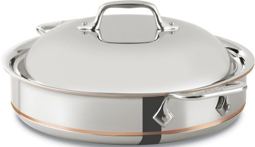 All Clad Copper Core Sauteuse - Best Frying Pan for Every Need