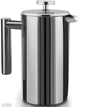 Stainless French press