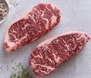 Rational Kitchen 2019 Ultimate Gift Guide rib eye steak Allen Bros