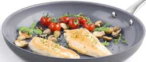 Green Pan w/fish: Is Nonstick Cookware Safe?