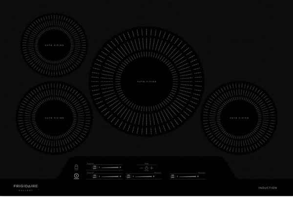 Fridigaire Gallery induction cooktop: Best Full-Sized Induction Cooktops