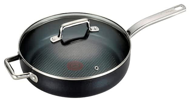 T-fal Pro Grade Jumbo Saute Pan