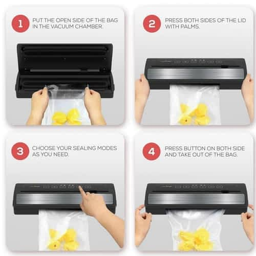 Nutrichef Vacuum Sealer: Which One Is Best for You?