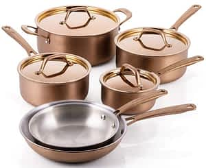 Copper Cookware Review