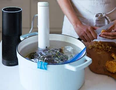 Rational Kitchen 2019 Ultimate Gift Guide joule in pot