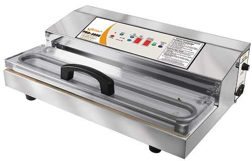 Pro3000 vacuum sealer: Weston Vacuum Sealer Reviews: The Comprehensive Buyer's Guide