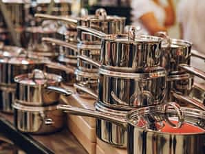 Stainless pots: Is Nonstick Cookware Safe?