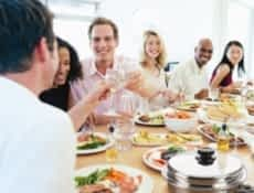 Saladmaster Dinner Party