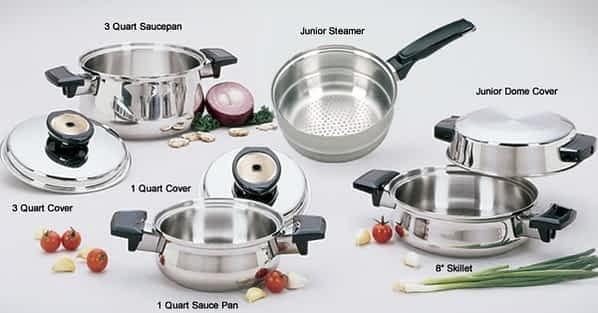 Royal Queen Waterless Cookware