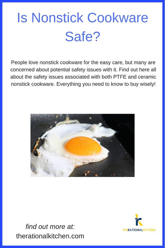 Is Nonstick Cookware Safe? pinterest