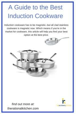 Guide To Induction Cookware Pinterest