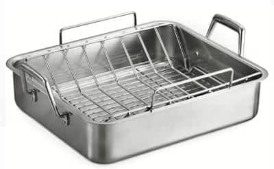 roasting pan: Tramontina Tri-Ply Clad Stainless Cookware: A Comprehensive Review