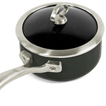 Chantal Cookware Carbon Fusion Sauce Pan