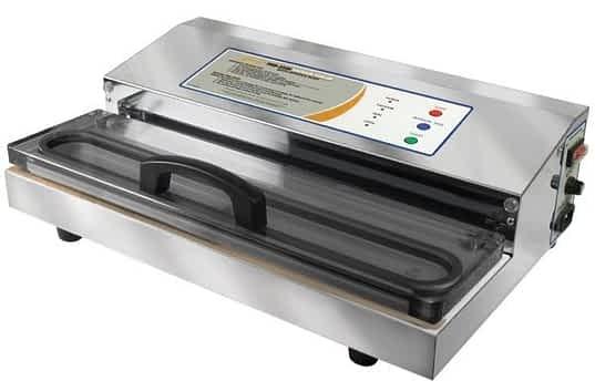 Pro2300 vacuum sealer: Weston Vacuum Sealer Reviews: The Comprehensive Buyer's Guide