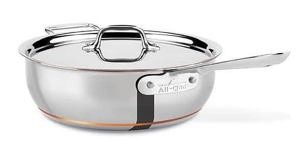 All-Clad Copper Core essential pan