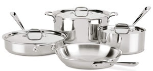 All-Clad D3 7 Pc Set - Hexclad Cookware Review: The Best Nonstick on the Market?