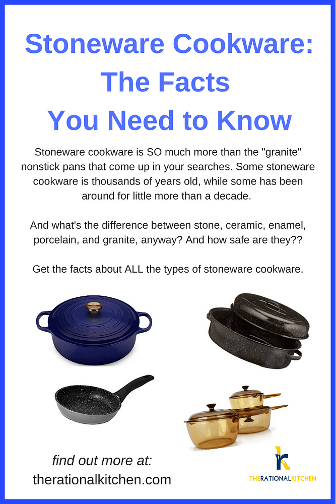 Stoneware Cookware: The Facts You Need to Know